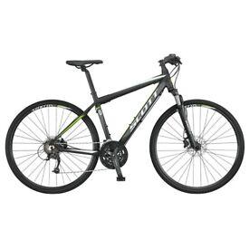 Scott Sportster 40 Mens Hybrid Bike