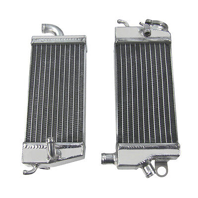 ALUMINIUM RADIATOR FOR <em>YAMAHA</em> TRI Z YTZ250 1985 1986 ENGINE COOLING PA