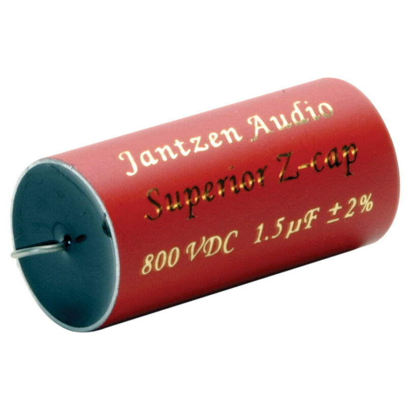 Jantzen 0538 1.5uF 800V Z-Superior Capacitor