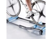 TACX Antares Cycling Trainer with front axle support stand included