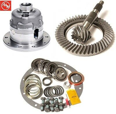 """2010-2015 Chevy Camaro GM 8.6"""" IRS 218mm 3.91 AAM Ring and Pinion Posi Gear Pkg"""