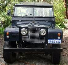 1968 Land Rover 2a (4X4) Ute Mahogany Creek Mundaring Area Preview