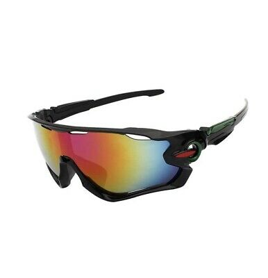 Cycling Glasses Outdoor Sport Mountain Bike UV400 Polarized Sunglasses (Best Mountain Bike Glasses)
