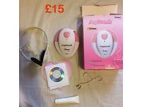 Fetal Doppler / baby heart monitor
