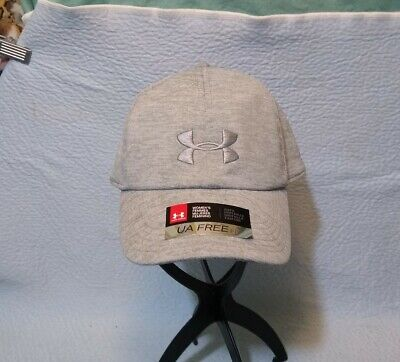 Women's Under Armour UA Free Fit Strapback Hat Cap NWT*