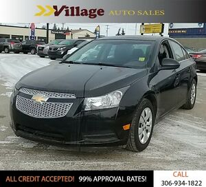 2013 Chevrolet Cruze LT Turbo Bluetooth, On Star, Cruise Cont...