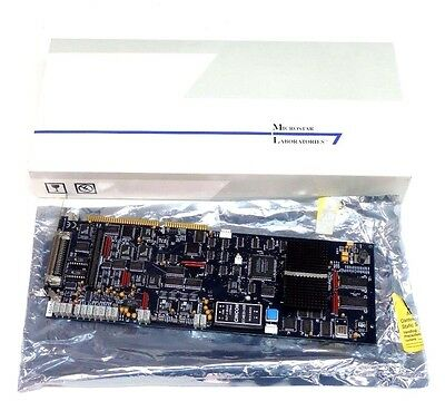 Microstar Laboratories Dap3200a415 Isa Data Acquisition Processor Board