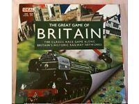 The great game of Britain boardgame new in box