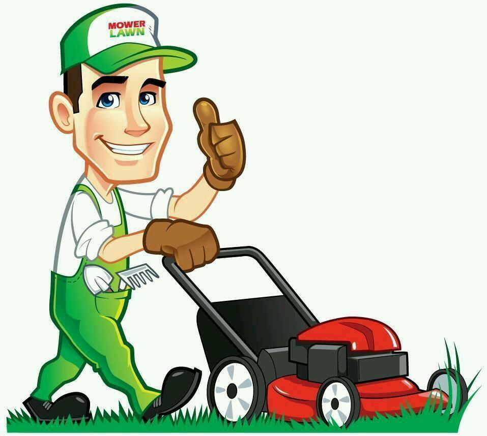 Grass cutting service mowing strimming grass garden for Cleaning and gardening services