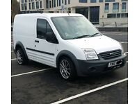 Ford Transit Connect 10 Plate 75bhp