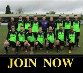 Join Football Team: Players wanted: 11 aside football. South West London Football Team. Ref: NR344