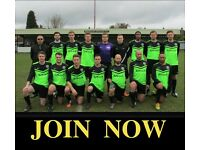 Join Football Team: Players wanted: 11 aside football. South West London Football Team. Ref: k43