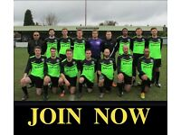 Players wanted:11 aside football team, PLAYERS of GOOD STANDARD WANTED FOR FOOTBALL TEAM: Ref: KN32