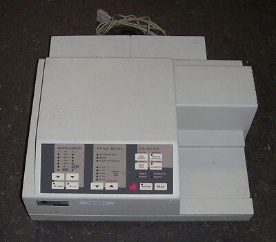 Thermomax Molecular Devices Kinetic Microplate Reader
