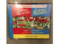 The Treehouse Collection : The 13 Story Treehouse & The 26 Story Treehouse Audio Set