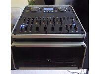 Pioneer MEP-7000 + DJM 5000 + Flight Case
