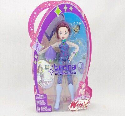 Winx Club 2004 Fairy Magic Flora Fashion Pack Mattel Rainbow NRFP Clothes