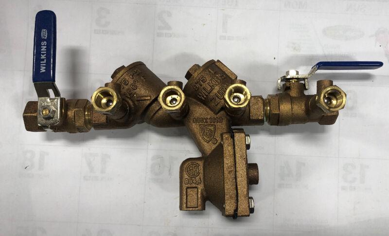 Wilkins 12-975XLS Reduces Pressure Back flow Preventer