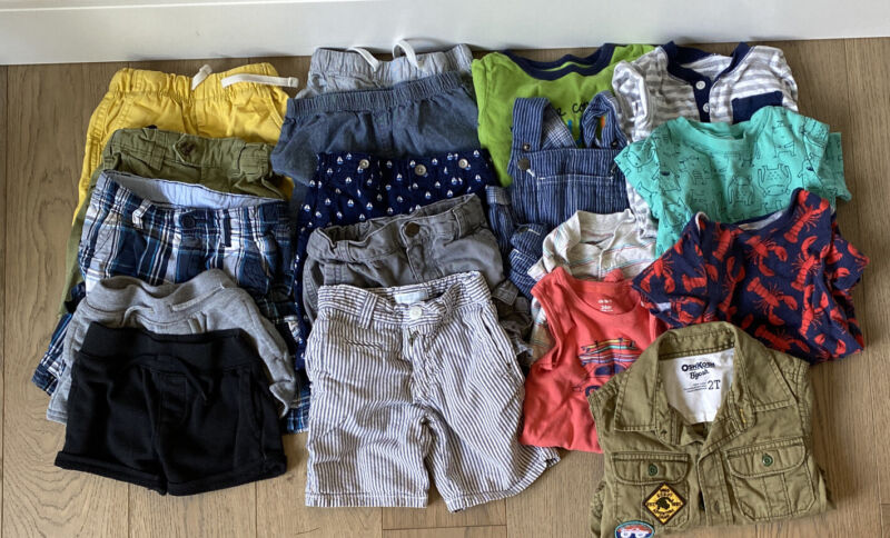 Boys lot size 18 to 24 months