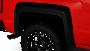 """For 04-12 Colorado//Canyon Styleside 61.1/""""//72.8/"""" Bed Stock Style Fender Flares"""