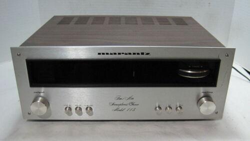 Marantz Model 115 AM-FM Stereo Tuner==Sounds Great!