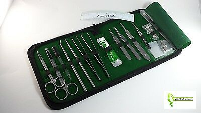 Dissecting Dissection Kit Set Deluxe Medical Student College Lab Teachers Choice