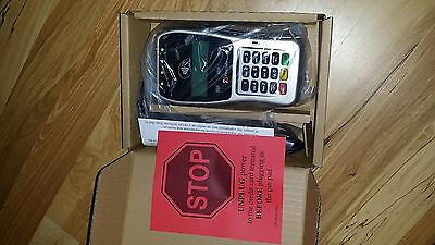 New10 First Data Fd35 Pin Pad Emv Ready Applepay Nfc