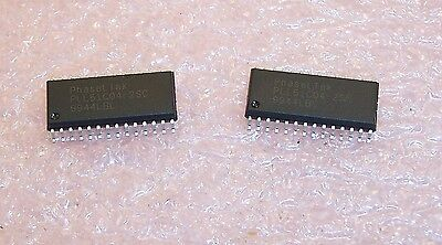 Qty 10 Pll51c04-2sc Phaselink Soic-28 Programmable Clocks