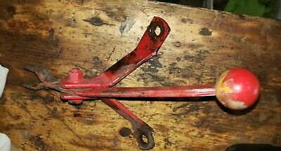 Massey Harris 44 Tractor Pto Lever Handle 44 Special Part