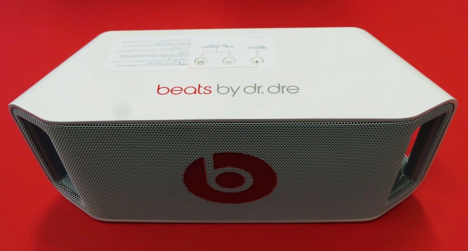 New Dr. Dre Beats BeatBox Portable 2  Wireless Bluetooth Spe