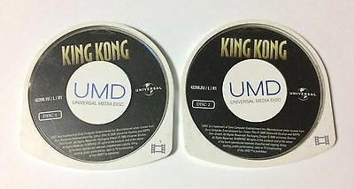 USED PSP Disc Only UMD Video KING KONG JAPAN import Japanese