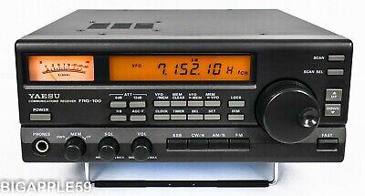 Yaesu FRG-100B Receiver Shortwave AM SSB CW Radio ***EASY BEGINNER UNIT***