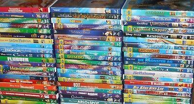 DISNEY KINDER DVD FILM (SAMMLUNG  BUNDLE) ZUM - Disney Film