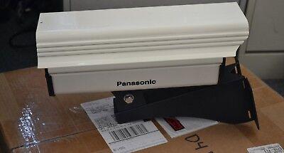 Panasonic Outdoor Digital Camera - Panasonic POC254L2 Outdoor Day/Night Camera Package Bullet Housing and Wall-Moun