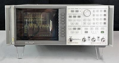 As-is - Hpagilent 8753c Network Analyzer 300 Khz -3 Ghz