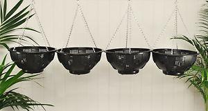 Easy Fill Garden Hanging Baskets 4 x 15 Inch