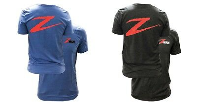 "Z Man Big Red ""Z"" T-Shirt - Branded Fishing Apparel, Bait Company Logo Shirt"