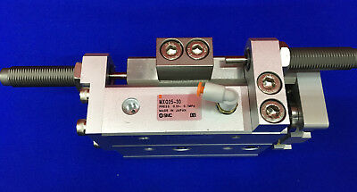 Smc Mxq25-30b Pneumatic Slide
