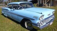 1958 Chevrolet Bel Air Sedan Woodford Moreton Area Preview