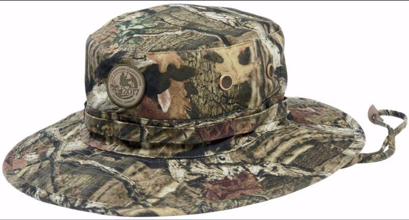 Boy Scout Boonie Hat 2017 National Jamboree Logo Mossy Oak Camo UPF 50 SZ Small