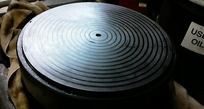 Blanchard 16 Round Magnetic Chuck With Magnetic Control For Blanchard Grinder