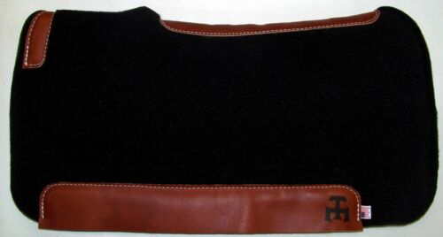 Team Equine New Tradition Wool Felt Saddle Pad(size,color,thickness)Western