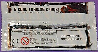 LEGO NINJAGO Trading Cards PROMO' PACK  series 3