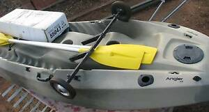 OCEAN CANOE KAYAK PLUS  ELECTRIC MOTOR FISHING Enfield Port Adelaide Area Preview