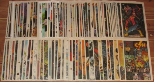 1999-2016 COMIC SHOP NEWS #654-1493. LOT OF 87 DIFFERENT