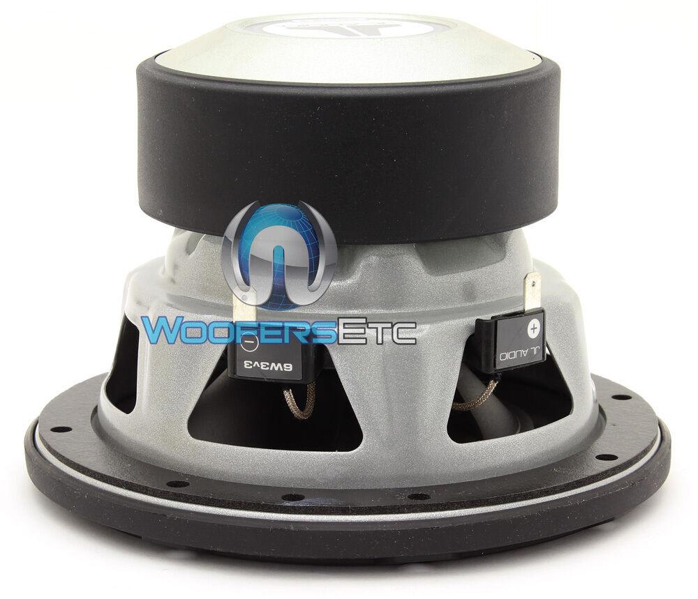JL AUDIO 6W3V3-4 SUB 6.5