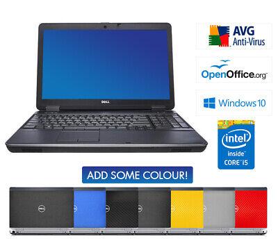 Dell E6440 E7440 Laptop Core i5 4th Gen 16 GB Ram 500 GB SSD Windows 10 Gaming