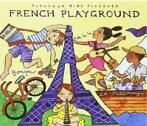 cd - putumayo kids presents  - FRENCH PLAYGROUND (RE-RELEA..