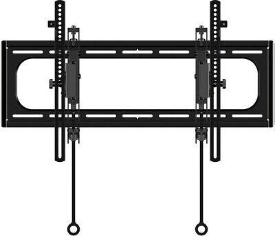 Premium Series Tilting Tv Wall Mount For Most 42' - 90' Flat-panel Tvs Black - Black Flat Panel Series