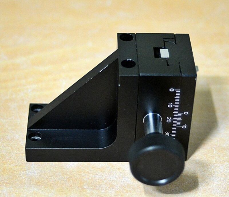 Chuo Seiki Stage Positioner movement range 30mm free ship